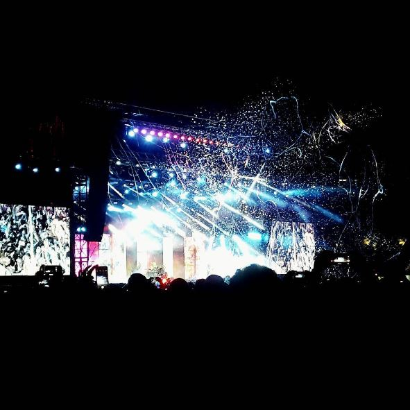 Muse in Bucharest