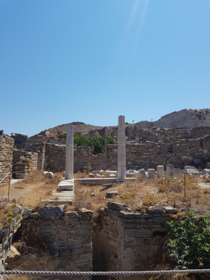 Delos Ruins