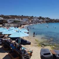 PLATIS GIALOS, A BEACH PARADISE