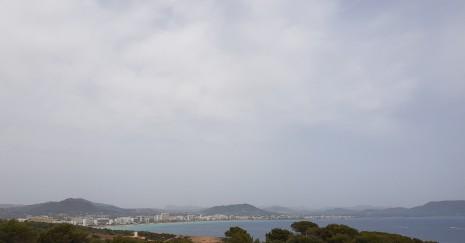 View from Punta N'Amer