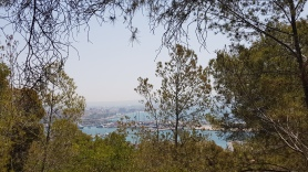 Palma de Mallorca - Hiking to Bellver Castle