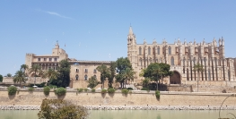 Palma de Mallorca - La Seu and Royal Palace