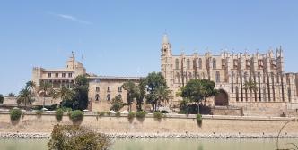 Palma de Mallorca - La Seu and Royal Palace